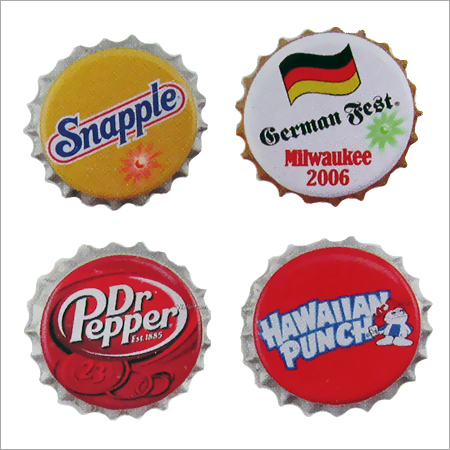 Bottle Cap Printing Services