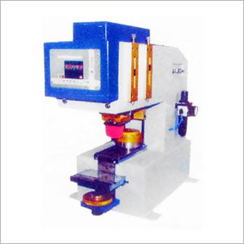 Single Color Pad Printing Machines