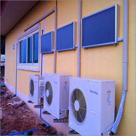 DC Inverter Hybrid Solar Air Conditioner