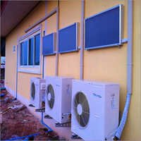 DC Inverter Hybrid Solar Air Conditioner