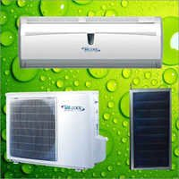 F Type Hybrid Solar Air Conditioner