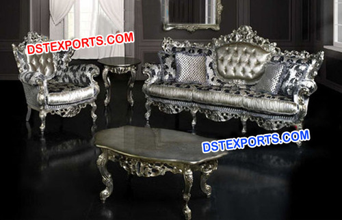 Silver Carving Home Furniture
