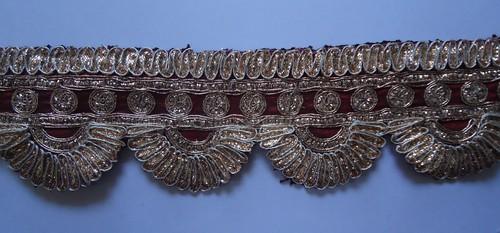 Fancy Golden Laces