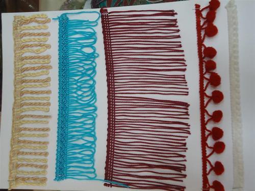 Stylish Curtain Fringes
