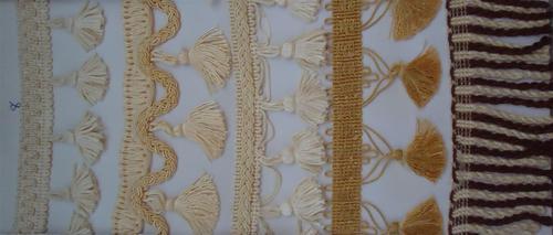 Fancy Sequin Fringes