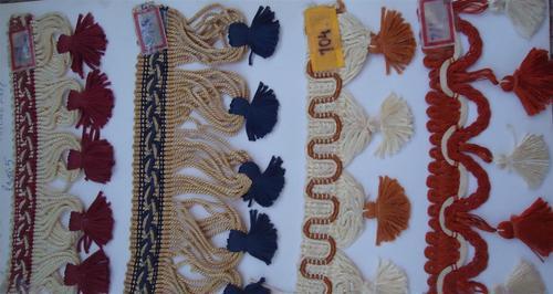 Decorative Tassel Fringes