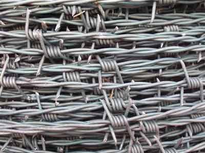 ISI Coil Barbed Wire