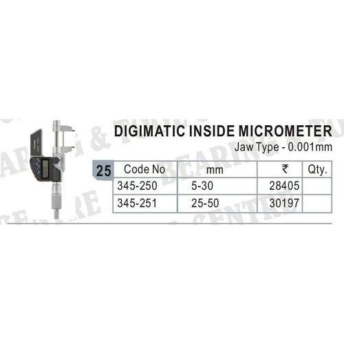 Mitutoya Micrometer