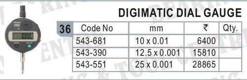 Digimatic Dial Gauge