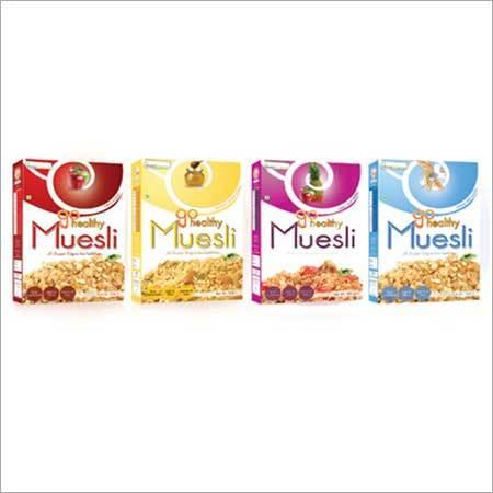 Flavored Muesli