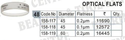 Optical Flats