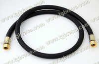 Flexible Burner Pigtails Black