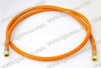 Flexible Cylinder Pigtails Orange