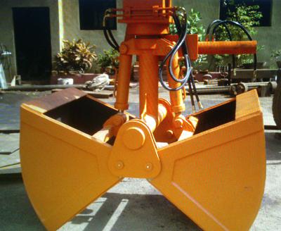 Hydraulic Clam Shell Backet