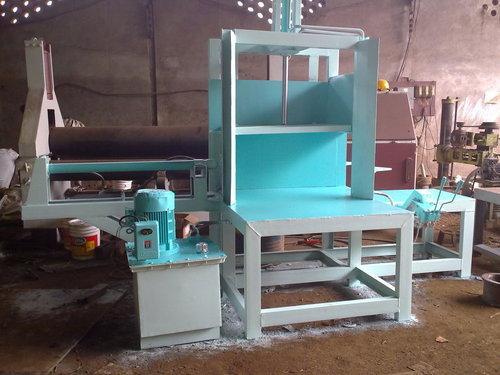 Hydraulic Rockwool Packing Machine