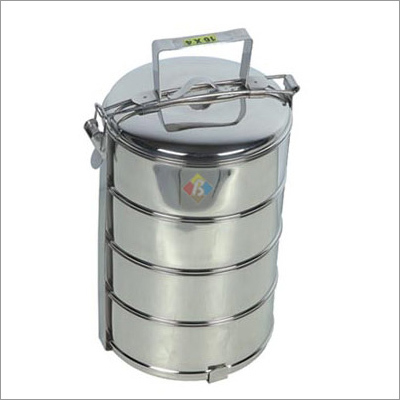 Steel Food Carrier