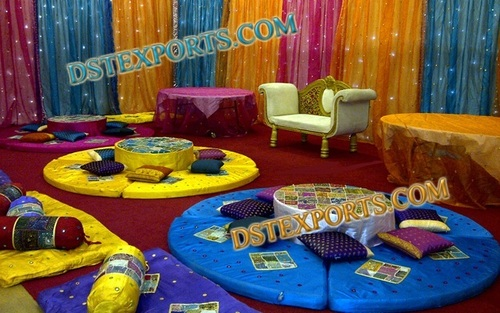 WEDDING MEHNDI PUNJABI STAGE