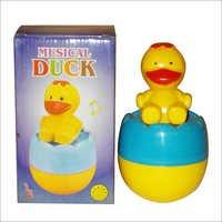 Plastic Musical Duck