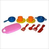 Colourful Plastics Toys