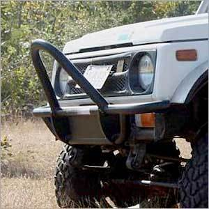 Heavy Duty Winch Bumper