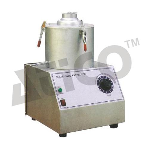 Centrifuge Extractor Motorized