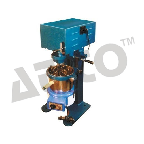 Mixer With Heating Jacket