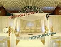 Wedding Royal Dome Mandap