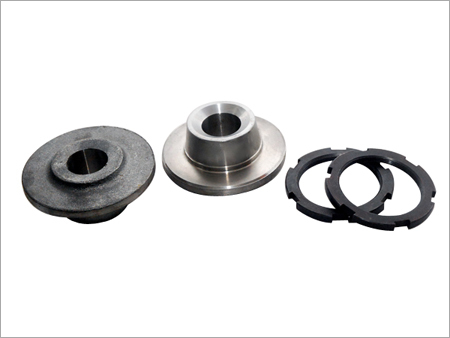 Forged CNC Turned Components
