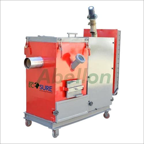 Industrial Pellet Burner