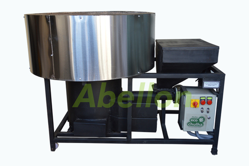 Continuous Feeding Cookstove Attachment