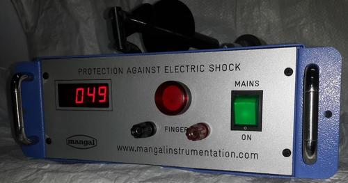 Finger test (Protection against electric shock)
