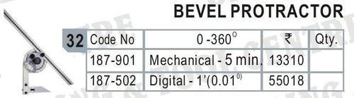 Bevel Protractor