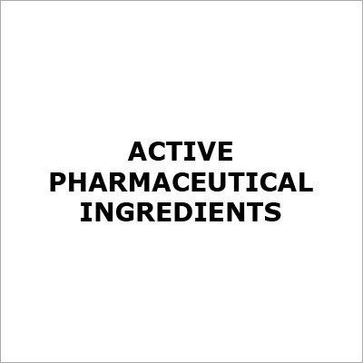 Pharmaceutical API