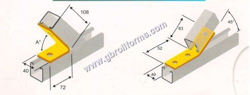 Steel Angle Fitting