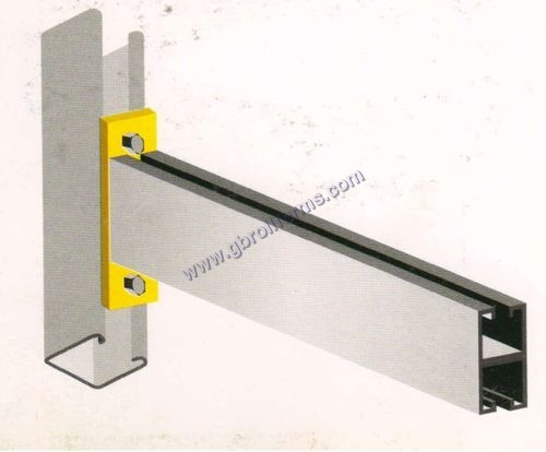 Double Channel Cantilever Arms