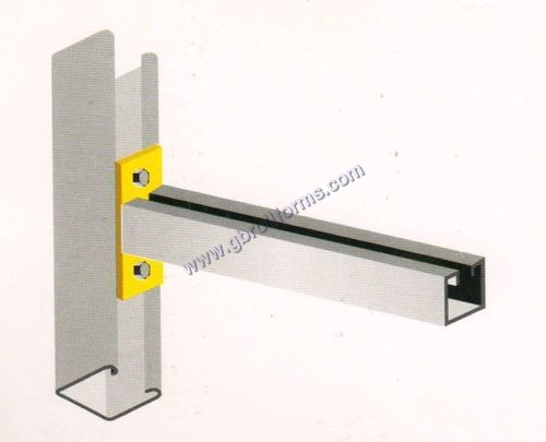 Single Channel Cantilever Arms