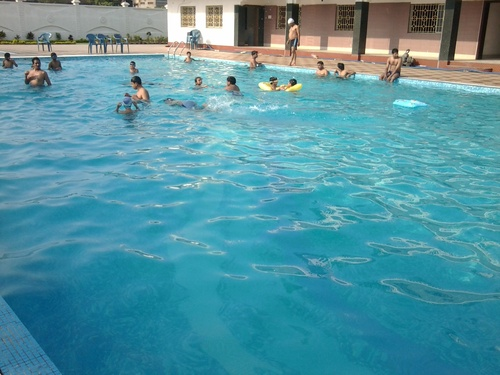 Swimming Pool Construction Projects