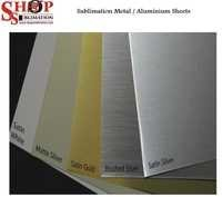 sublimation metal Aluminium sheets
