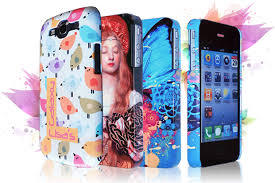 sublimation mobile covers