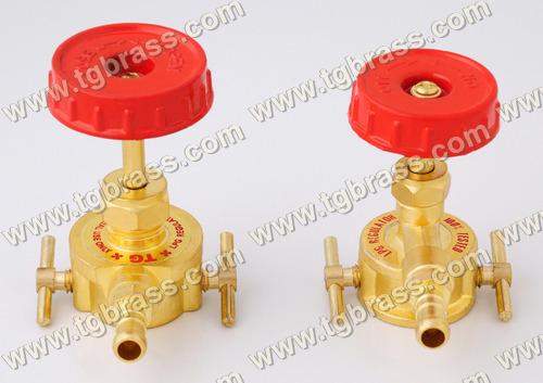 High Pressure Brass Nozzle Regulator