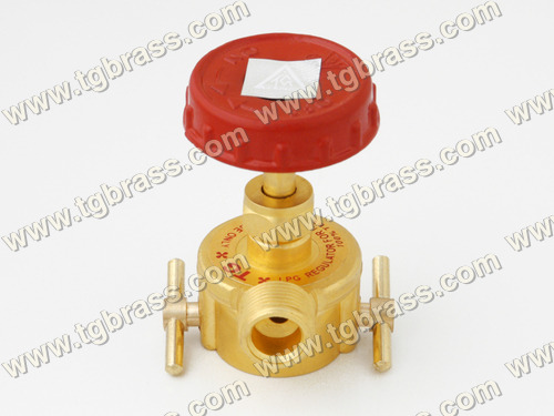 High Pressure Brass Regulators