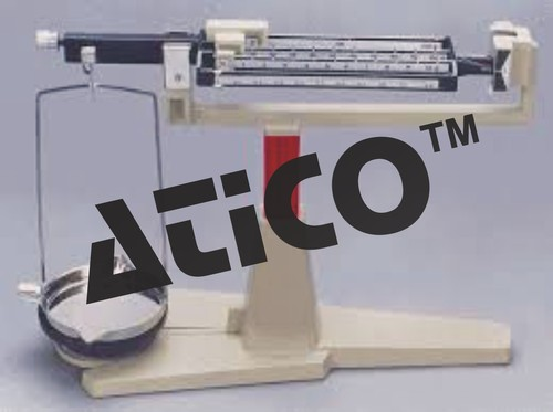 TRIPLE BEAM BALANCE WITH VERNIER