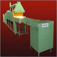 Infra Heated Conveyor Oven