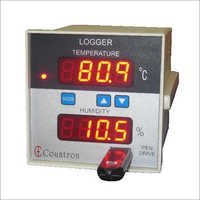 Humidity Temperature Data Logger