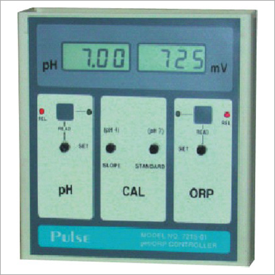 Digital pH ORP Controller