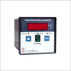 8 Channel Auto Temperature Scanner