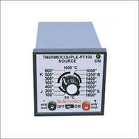 Thermocouple Temperature Calibrator