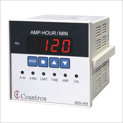 Digital Ampere Hour Meter