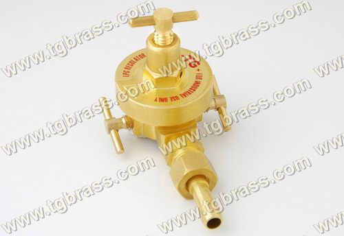 Brass High Pressure Regulator 3 key Nozzle Type