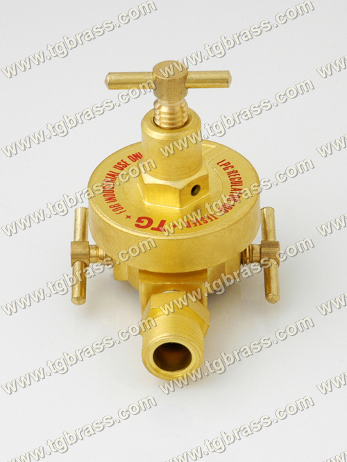 Brass High Pressure Regulator 3 key Type